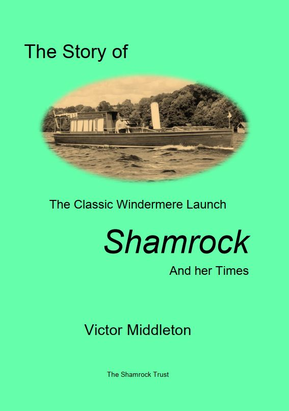 The Story of Shamrock Cover